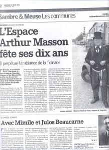 La NG Arthur Masson